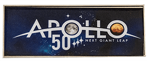 Apollo 50th Magnet