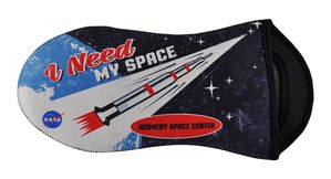 Retro I Need My Space Oven Mitt