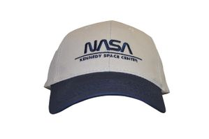NASA Worm Hat Grey/Navy