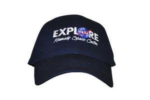 Explore NASA Logo Navy