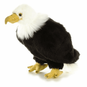 Plush Regal Eagle