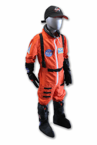Promotional Flight Suit & Helmet Package