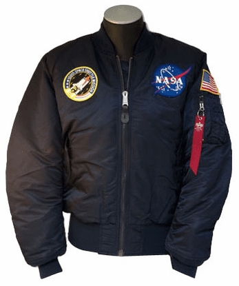 Shuttle Flight Jacket