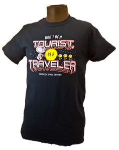 Snoopy - Be a Traveler - T-shirt
