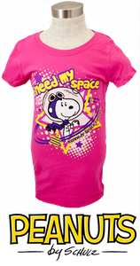 Snoopy - I Need My Space - T-shirt