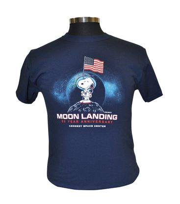 Snoopy Moon Landing 50th Anniversary
