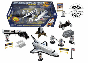 Space Explorer 20 Piece Play Set