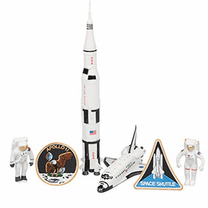 Space Shuttle Toys