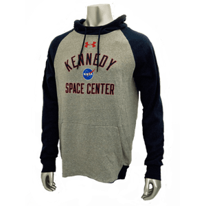 Under Armour Kennedy Space Center Hoodie (grey body)