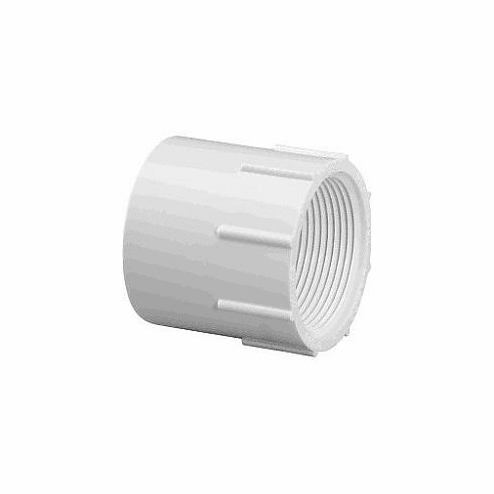 "1 1/2"" Female Adapter - PVC Fittings"