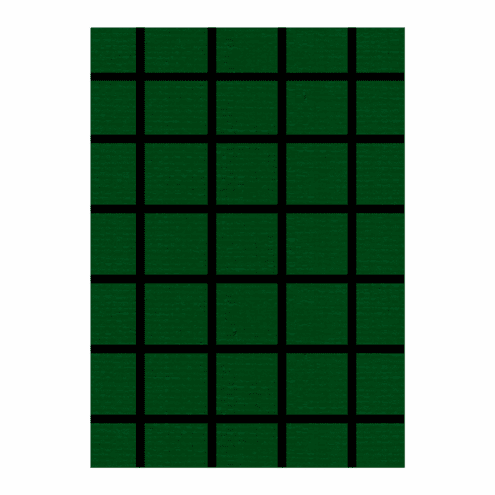 12' x 24' Rectangular Aqua Master Solid Safety Pool Cover 100% Solid Green