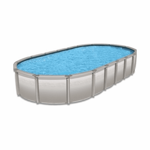 15\' x 30\' x 54\' oval Vogue Revelation Above Ground Pool Kit