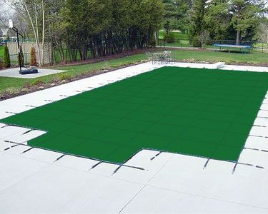 16' x 32' Safety Pool Covers