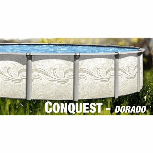 """18' x 52"""" Vogue Conquest Above Ground Pool Kit"""