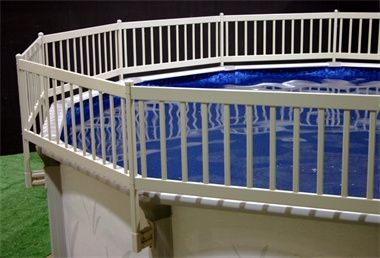Premium Above Ground Pool Fence
