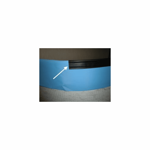 Above Ground Pool Liner Coping Strips
