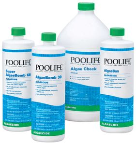 Algaecide for Pools