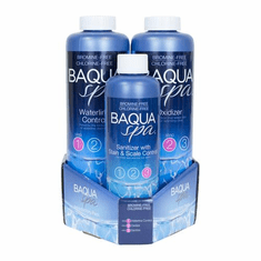 Baqua Spa 3-Part Introductory Pack