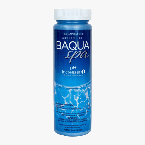 Baqua Spa pH Increaser with Mineral Salts 16 oz
