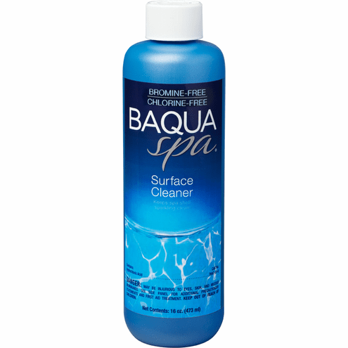 Baqua Spa Surface Cleaner 16oz