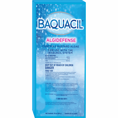 Baquacil Algi Defense 16oz