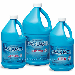Baquacil Pool Chemicals