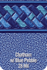 Chatham 28mil In Ground Pool Liner