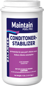 Chlorine Stabilizer | Conditioner