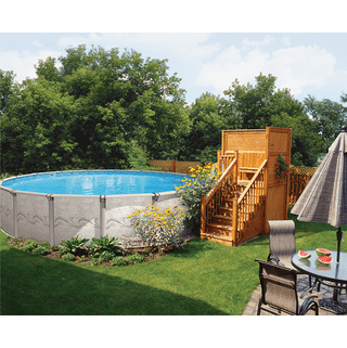 "Conquest Above Ground Pool 52"" Tall Wall"