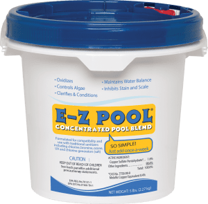 API E-Z Pool Chemical System