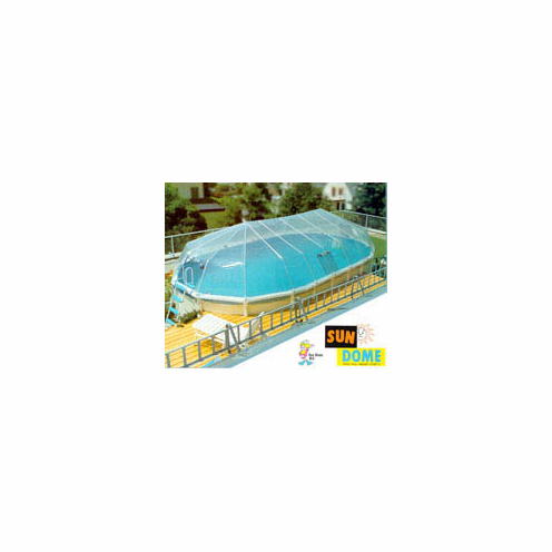 Fabrico Sun Dome For 15 X 25 Oval Above Ground Pool