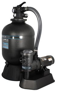 Above Ground Pumps and Filter Systems