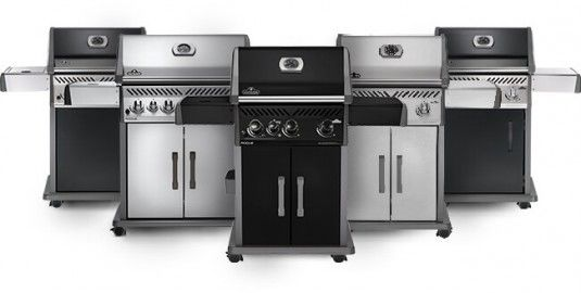 Grills & Grilling Accessories