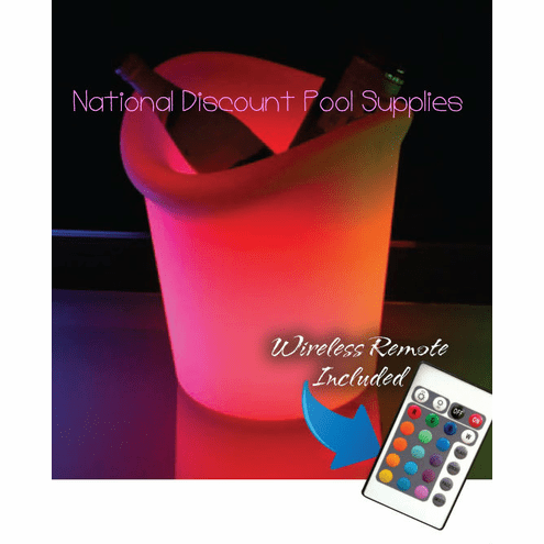 LED Light Decor - Ice Bucket - The Tonga