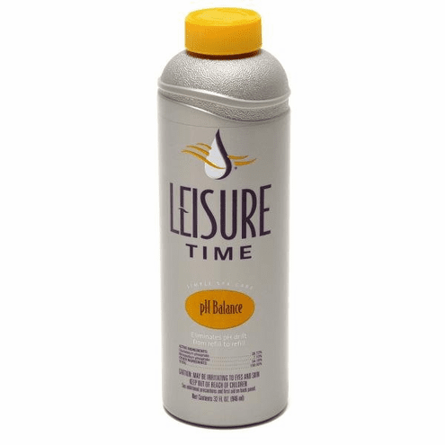 Leisure Time pH Balance 1 Qt