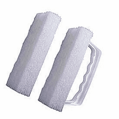 Multi-Purpose No-Scratch Cleaning Scrub Pad with 2 Cleaning Pads