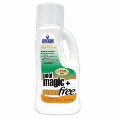 Natural Chemistry Pool Magic Spring & Fall + Phos Free, 1 Liter
