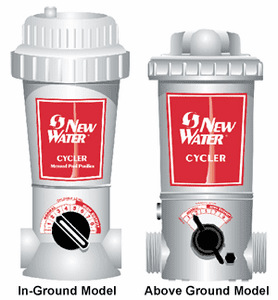 New Water Cycler Chlorine Cartridges