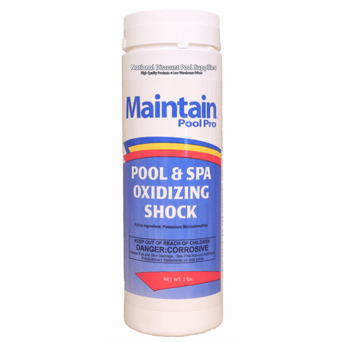 Non-Chlorine Oxy-Shock 2 lb bottle
