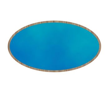 Oval Winter Pool Covers