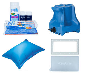 Winter Pool Closing Supplies