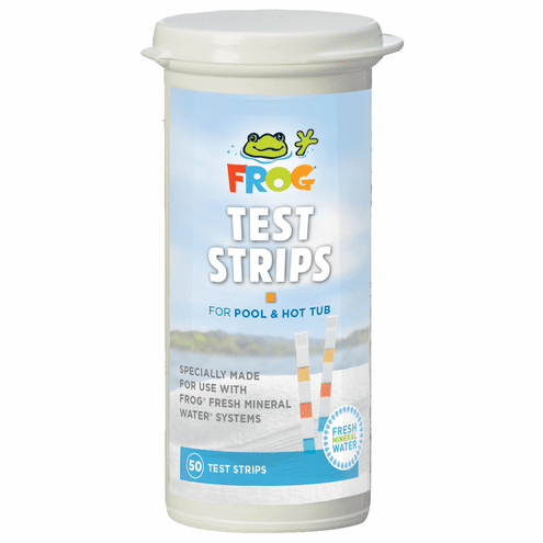 Pool Frog Pool and Spa Test Strips