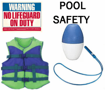 Pool Safety - Pool Alarms