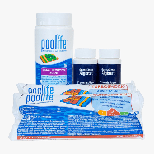 Poolife Winter Pool Closing Kit Chlorine for pools up to 20,000 gallons