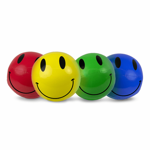 "Poolmaster 16"" Smile Play Ball – 4 Pack"