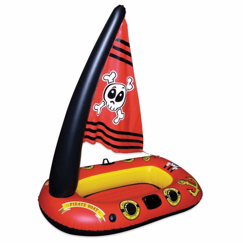 Poolmaster Pirate Boat with Sail