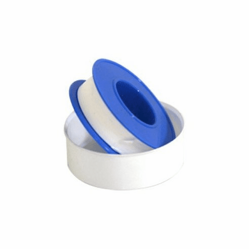 "PTFE Pipe Tape - 1/2"" x 520"" Roll Used on PVC threads"