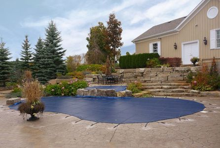 Safety Pool Covers Made in USA