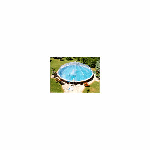 Sun Dome for 27' Round for Above Ground Pools