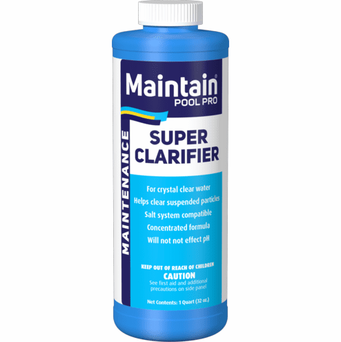 Super Pool Water Clarifier 32oz